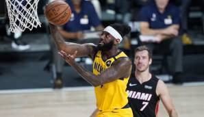 JAKARR SAMPSON (27, Power Forward) - bleibt bei den Indiana Pacers - Vertrag: 1 Jahr, 1,9 Mio. Dollar