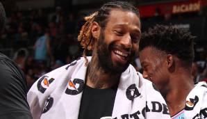 JAMES JOHNSON (33, Power Forward), von den OKC Thunder zu den Dallas Mavericks - per Trade