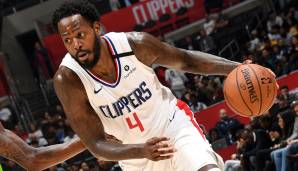 JAMYCHAL GREEN (30, Power Forward/Center), von den L.A. Clippers zu den Denver Nuggets - Vertrag: 2 Jahre, 15 Mio. Dollar