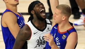 MONTREZL HARRELL (26, Power Forward/Center), von den L.A. Clippers zu den Los Angeles Lakers - Vertrag: 2 Jahre, 19 Mio. Dollar