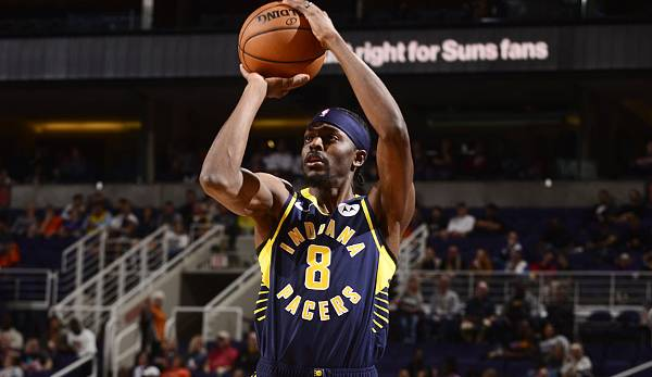 JUSTIN HOLIDAY (31, Shooting Guard/Small Forward), bleibt bei den Indiana Pacers - Vertrag: 3 Jahre, 18,1 Mio. Dollar