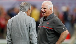 Mike Smith war von 2008 bis 2014 der Head Coach der Atlanta Falcons