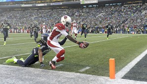 Die Arizona Cardinals gewannen in einem sensationellen Drama in Seattle