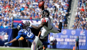 19.: Julio Jones, WR, Atlanta Falcons