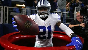 13.: Ezekiel Elliott, RB, Dallas Cowboys