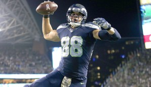11.: Jimmy Graham, TE, Seattle Seahawks