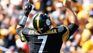 10.: Ben Roethlisberger, QB, Pittsburgh Steelers