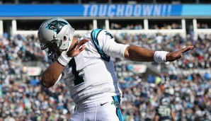 8.: Cam Newton, QB, Carolina Panthers