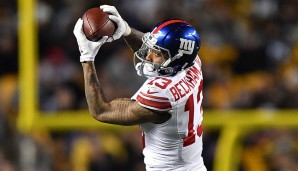 6.: Odell Beckham Jr., WR, New York Giants