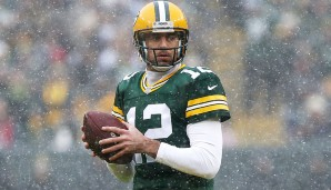 4.: Aaron Rodgers, QB, Green Bay Packers