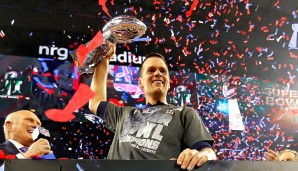 1. Tom Brady, New England Patriots: Overall Rating: 99 - Awareness: 99 - Speed: 62 - Beschleunigung: 66 - Stärke: 64