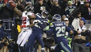 Die Atlanta Falcons haben in Week 11 in Seattle gewonnen