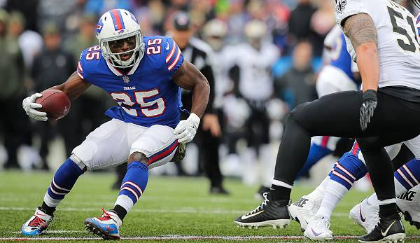 Platz 10 - Buffalo Bills: 39.342.307 Dollar.
