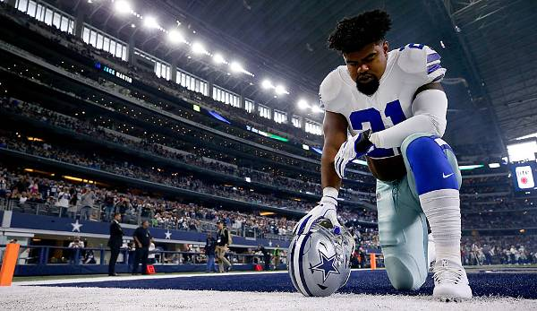 Platz 30 - Dallas Cowboys: 3.123.082 Dollar.