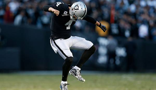 Platz 16 - Oakland Raiders: 28.198.959 Dollar.