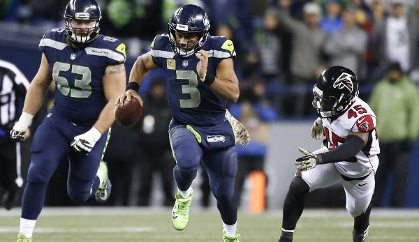 Platz 17 - Seattle Seahawks: 27.799.978 Dollar.