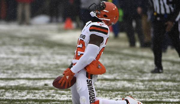 14.: Jabrill Peppers, Defensive Back, Cleveland Browns