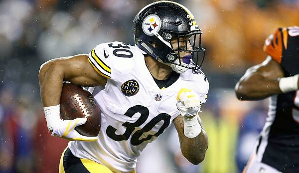 11.: James Conner, Running Back, Pittsburgh Steelers