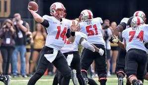 4. Mike White, Western Kentucky: 560 Pässe, 4.177 Yards (7,5 Yards/Pass), 65,7% angekommene Pässe, 26 Touchdowns, 8 Interceptions.