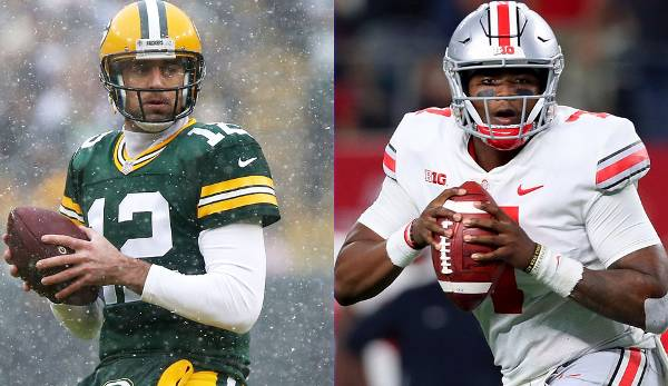 Week 14 - Aaron Rodgers (Packers) vs. Dwayne Haskins (Redskins): Duell der Generationen. Der erfahrene Rodgers gegen den Rookie. Beide stehen für Effizienz, doch kann der Youngster die Überraschung schaffen?