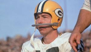 15: Bart Starr (1956-1971): Green Bay Packers.