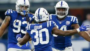 SPECIAL TEAMER: George Odum (Indianapolis Colts)
