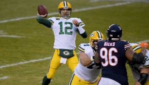QUARTERBACK: Aaron Rodgers (Green Bay Packers)
