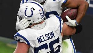 LEFT GUARD: Quenton Nelson (Indianapolis Colts)