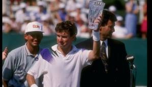 Platz 6: Jimmy Connors (USA), 17 Masters-Siege.