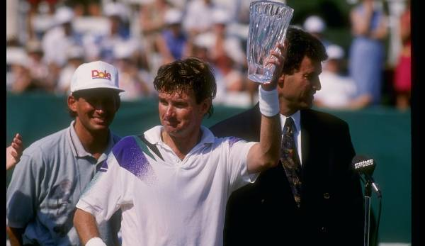 Platz 6: Jimmy Connors (USA), 17 Masters-Siege