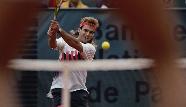 Platz 4: Andre Agassi (USA), 17 Masters-Siege
