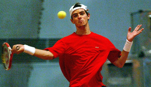 Platz 2: Gastao Elias (Portugal), Turnier: Estoril 2006, Alter: 15,43