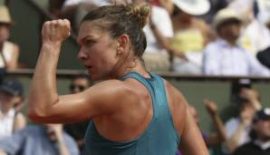 Simona Halep, French Open