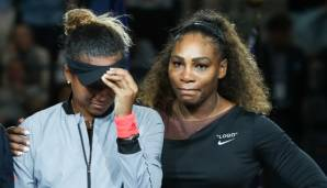 Serena Williams, Naomi Osaka, US Open