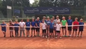 adidas Club Challenge: Video des TC Blau-Weiß Ahlen 23