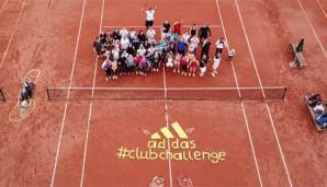 adidas Club Challenge: Video des TC Rot-Weiss Kaiserslautern