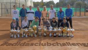 adidas Club Challenge: Video der Hobbytennistour