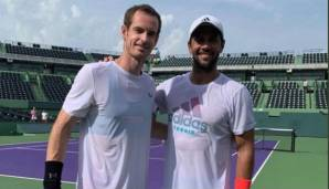 Andy Murray, Fernando Verdasco