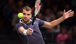 Grigor Dimitrov geht in Brisbane an den Start