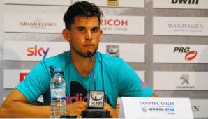 Dominic Thiem, Hamburg