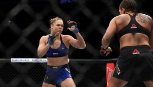 Ronda Rousey bald in der WWE?