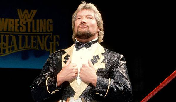 The Million Dollar Man (Theodore Marvin DiBiase, 63 Jahre): War eine der absoluten Größen im Wrestling der 80er und frühen 90er und insgesamt 19 Jahre aktiv. Hatte bis 2010 immer wieder Gastauftritte in der WWE